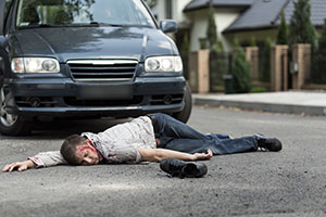 Man-hit-by-car